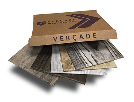 vercade wooden composite wall panels starter box
