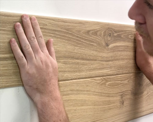 installing vinyl wood composite panels